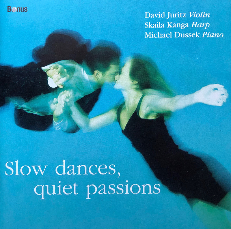 Slow dances, quiet passions