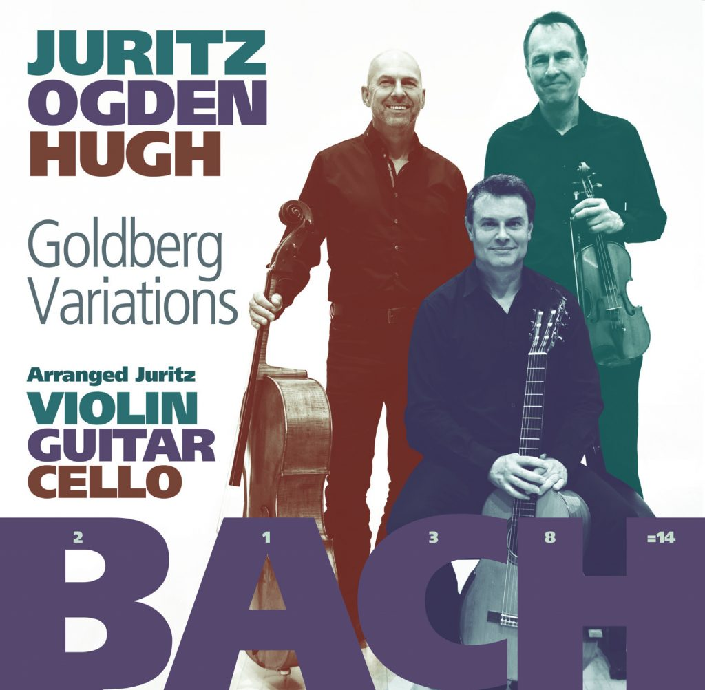 Bach's Goldberg Variations David Juritz